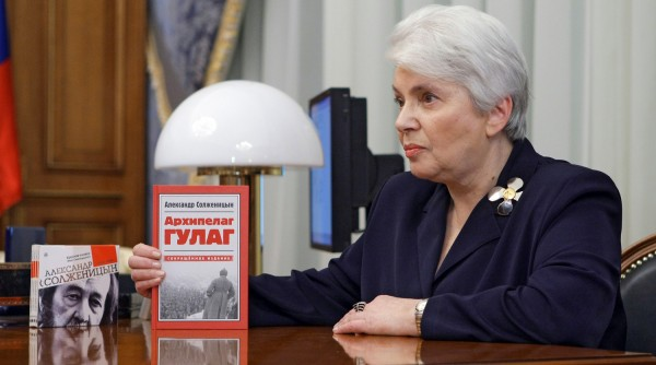 Вдова Александра Солженицына Наталья Солженицына, 2010 год
