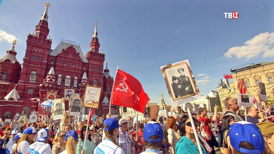 20160509_17-57-Марш Бессмертного полка в Москве собрал 600 тысяч человек-pic1