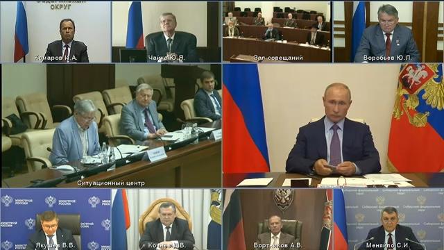 20200702_15-20-Заседание Российского организационного комитета «Победа» - Президент России-pic05