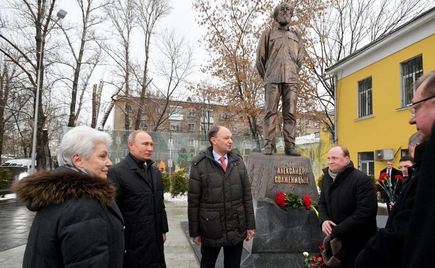 20181211_18-00-Сергей Степашин принял участие в открытии памятника Александру Солженицыну-pic2