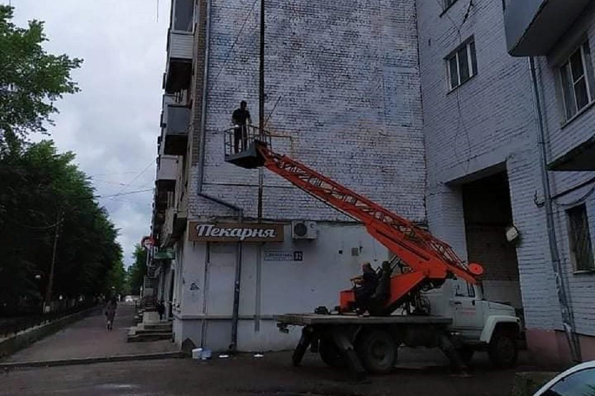 20200704_13-49-В Твери закрасили граффити с изображением Солженицына-pic1