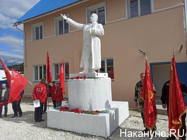 20200906_19-45-На Южном Урале восстановили памятник Сталину, который почти 60 лет пролежал на дне водоема-pic9