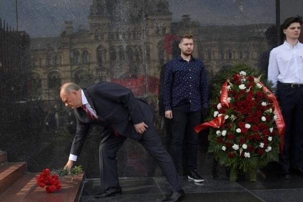 20200912_11-56-Зюганов обвинил в разжигании конфликта авторов концепции переделывания Мавзолея Ленина-pic1