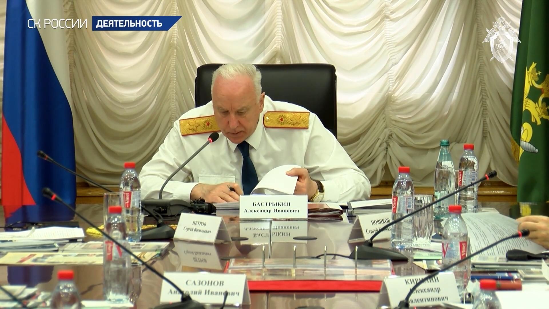 20200702-Состоялось первое заседание штаба по координации поисковой и архивной работы СК России-pic02