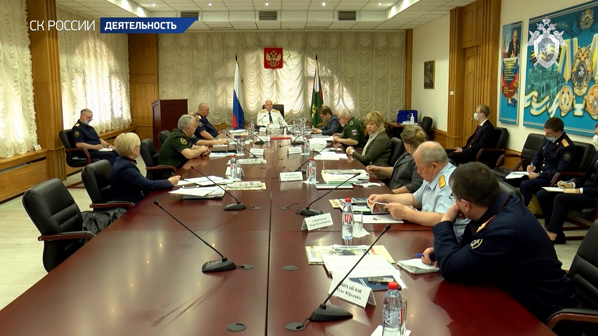 20200702-Состоялось первое заседание штаба по координации поисковой и архивной работы СК России-pic08