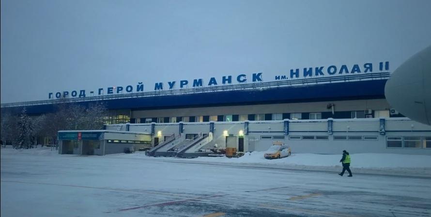 20201120-В аэропорту Мурманск открылась постоянная фотоэкспозиция, посвящённая истории Кольского Севера в годы царствования императора Николая II-pic1