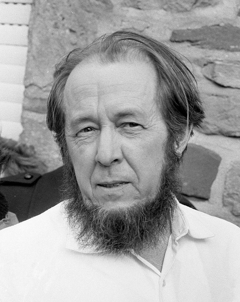 Солженицын, Александр Исаевич~грянула книга о гибели миллионов