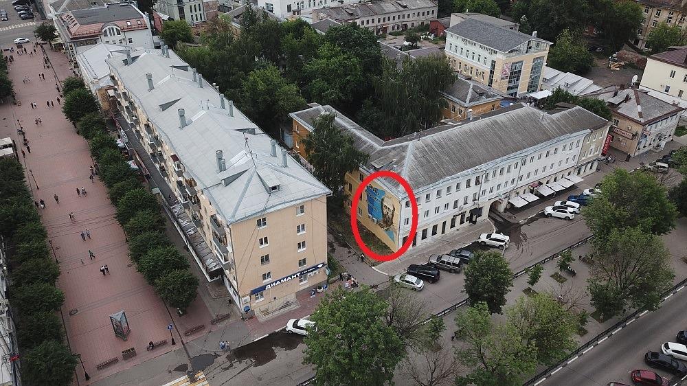 20200713-Хроники нанесения граффити на объекты культурного наследия Верхневолжья или Опять про изображение Солженицына-pic1
