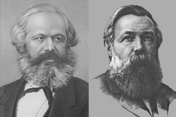 Карл Маркс и Фридрих Энгельс-pic3x
