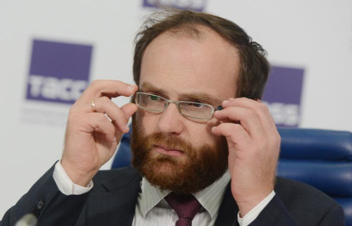 Заместитель председателя Синодального отдела по взаимоотношениям церкви с обществом и СМИ Вахтанг Кипшидзе