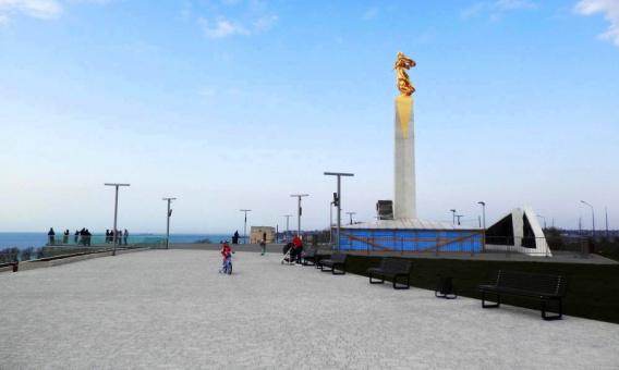 20210420_11-12-Памятник Примирению вероятно готовят к открытию-pic1