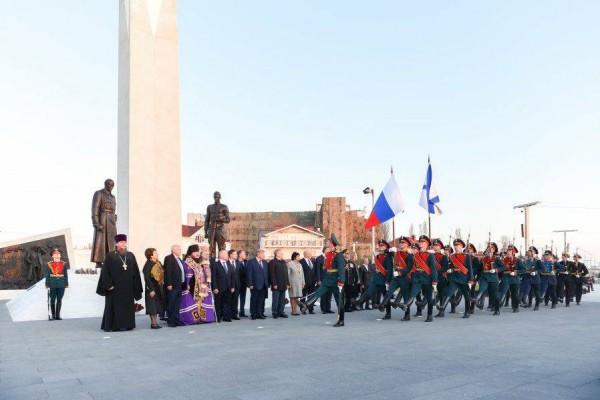 20210422-Памятник, посвященный жертвам Гражданской войны в России, открыт в Севастополе-pic12