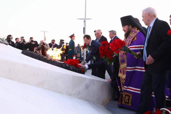 20210422-Памятник, посвященный жертвам Гражданской войны в России, открыт в Севастополе-pic14