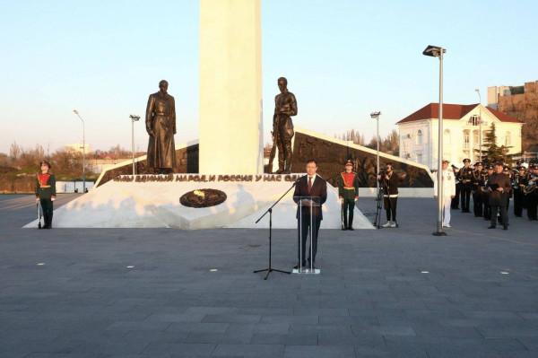 20210422-Памятник, посвященный жертвам Гражданской войны в России, открыт в Севастополе-pic27