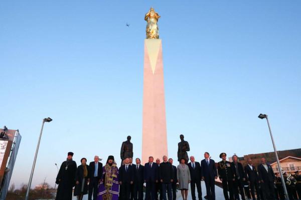20210422-Памятник, посвященный жертвам Гражданской войны в России, открыт в Севастополе-pic29