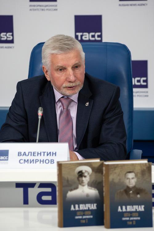 Презентация сборника уникальных архивных документов об адмирале А.В. Колчаке~2021-04-29-prezentation-kolchak-05