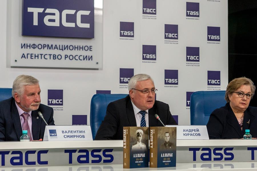 Презентация сборника уникальных архивных документов об адмирале А.В. Колчаке~2021-04-29-prezentation-kolchak-07