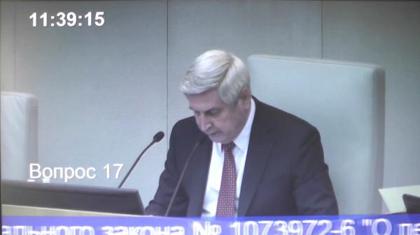 1-Госдума отклонила законопроект о переименовании Тутаева