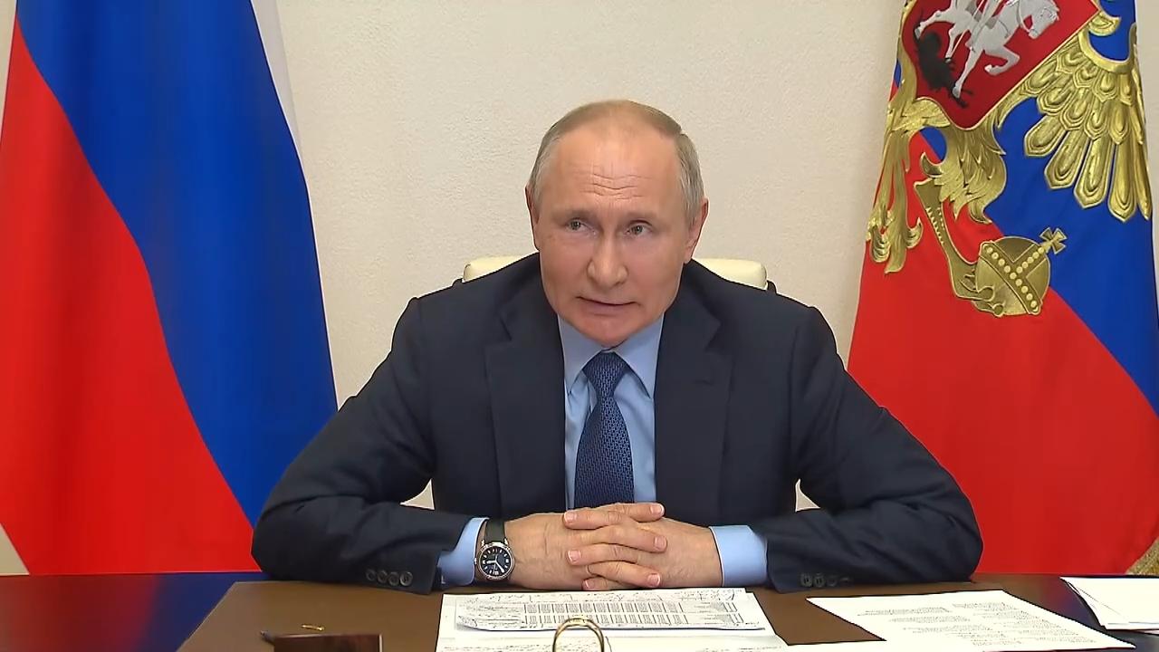 20210520-Заседание Российского организационного комитета «Победа» - Президент России-pic52