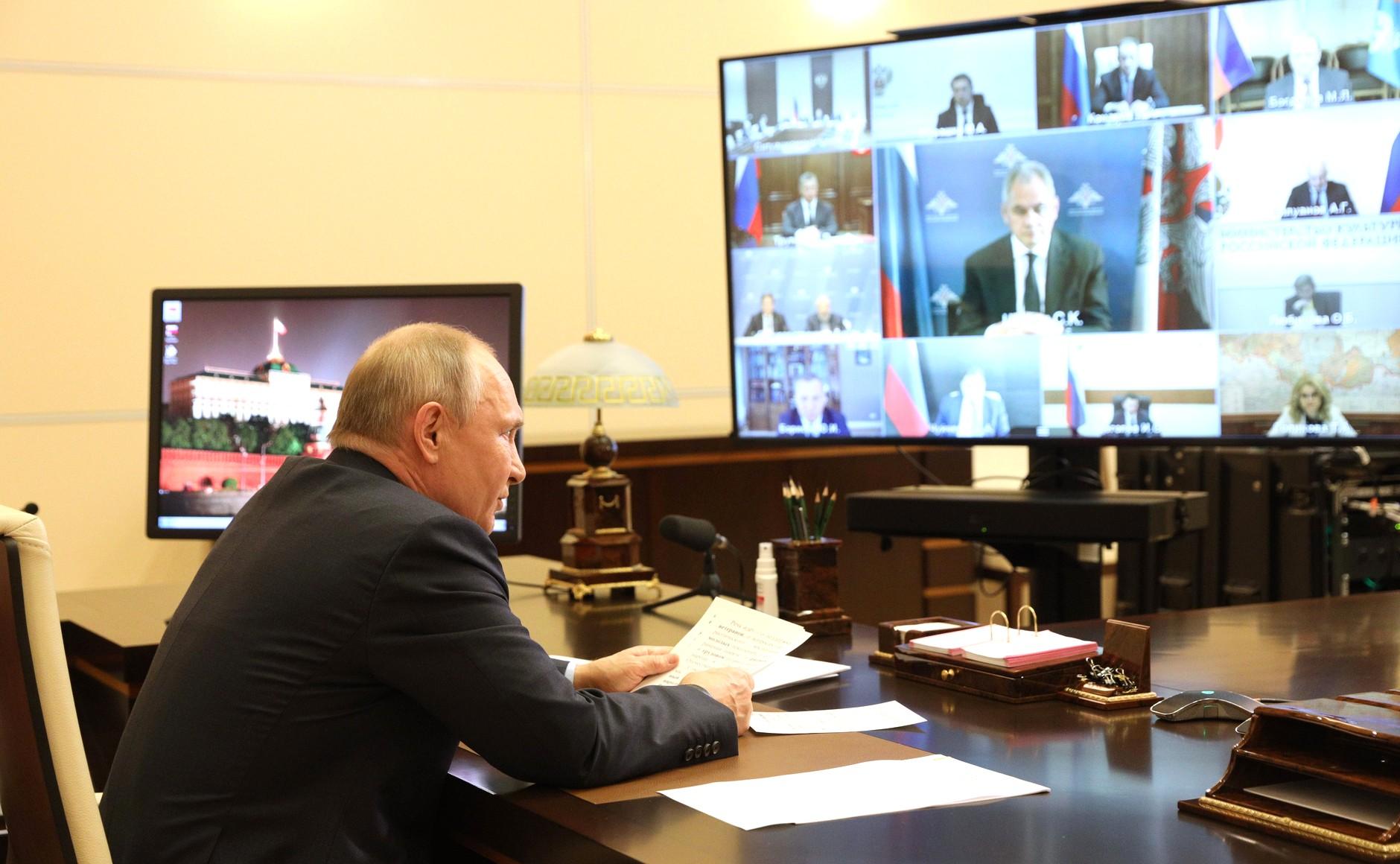 20210520-Заседание Российского организационного комитета «Победа» (в режиме видеоконференции)-pic1