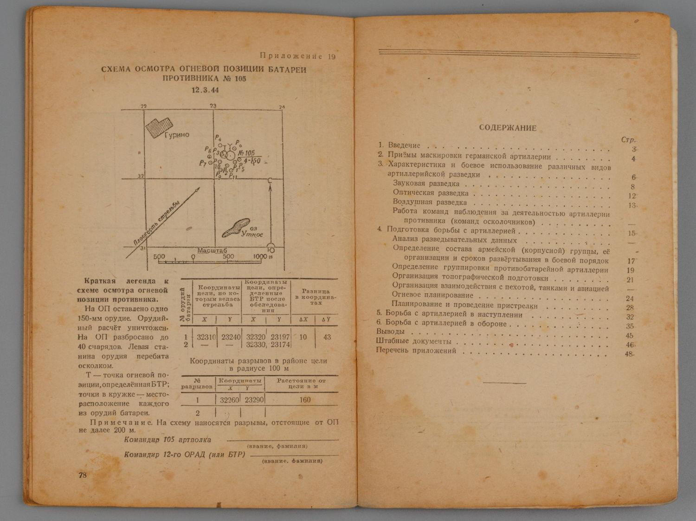 Контрбатарейная борьба. Выпуск 5. 1944-pic8