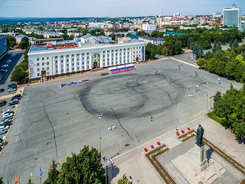 u20180424-В Ульяновске предложили переименовать площадь Ленина в Соборную (Фото Misanec.ru)