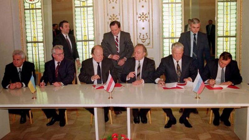 Подписание Беловежских соглашений. 8 декабря 1991 года-pic2
