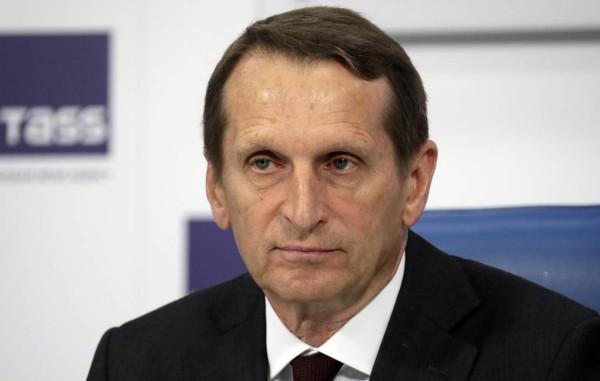 20210731_22-11-Нарышкин заявил, что СВР фиксирует факты продвижения россиянами в США санкций против РФ-pic1
