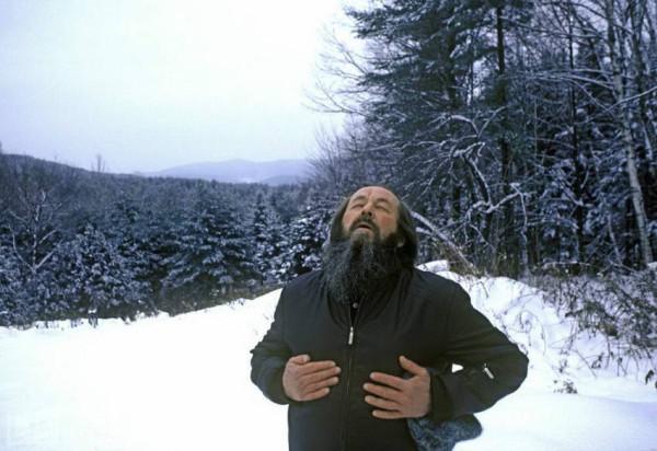 Александр Солженицын свободное дыхание / Alexander Solzhenitsyn Breathes Free