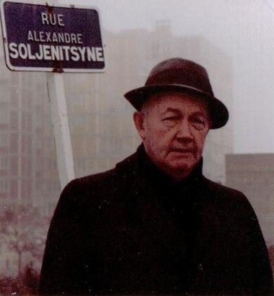 Борис Коверда-Солженицын