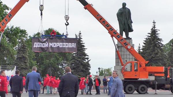 20180529_08-00-Штурм администрации и приковывание цепями- Ульяновск показал бунт за Ленина-pic1