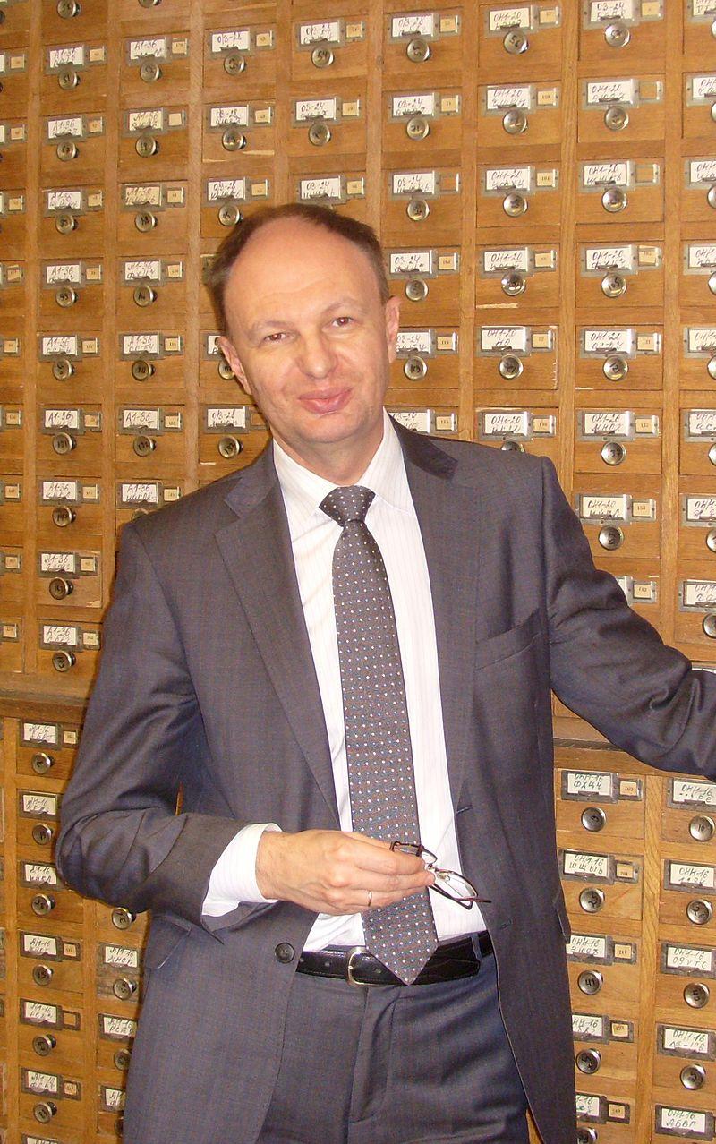 Михаил Вадимович Сеславинский
