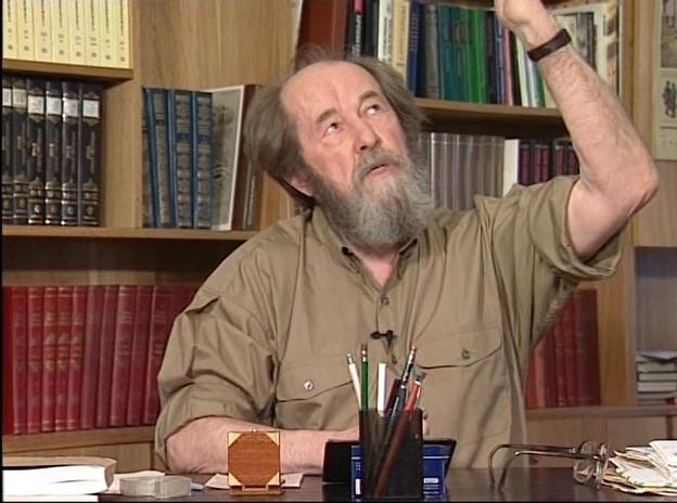 Solzhenitsyn_ORT_1995
