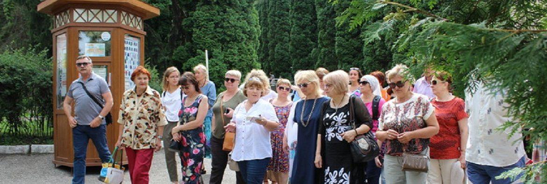 20180803-День памяти Александра Солженицына в Кисловодске отметили пешеходной экскурсией