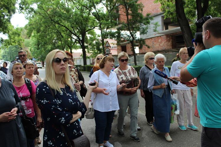 20180803-На родине А.И. Солженицына прошла юбилейная «проходка», посвященная памяти писателя-pic06~IMG_9395
