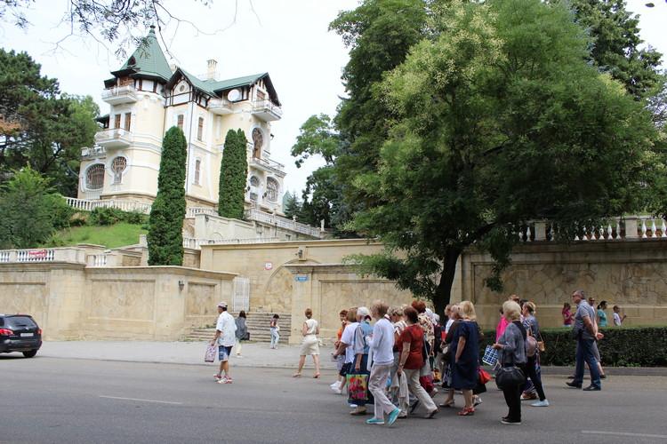 20180803-На родине А.И. Солженицына прошла юбилейная «проходка», посвященная памяти писателя-pic07~IMG_9399
