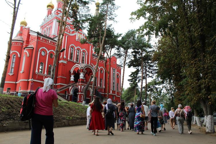 20180803-На родине А.И. Солженицына прошла юбилейная «проходка», посвященная памяти писателя-pic09~IMG_9431