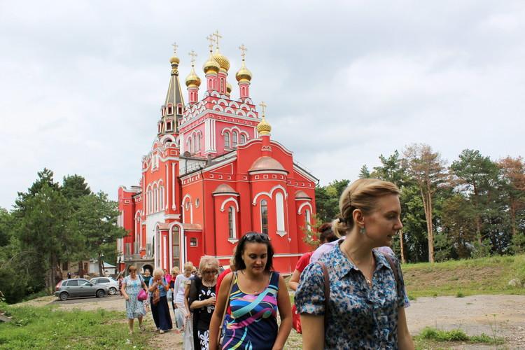 20180803-На родине А.И. Солженицына прошла юбилейная «проходка», посвященная памяти писателя-pic16~IMG_9474_1