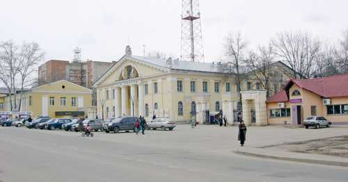 20160203-В подмосковном городе переименовали улицу Войкова в Георгиевскую