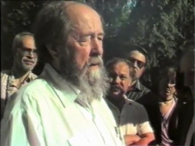 19940626-Александр Солженицын в Томске-pic2