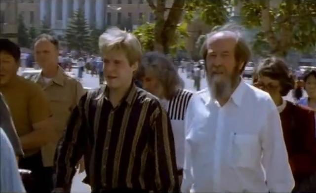 00-А.И. Солженицын в Улан-Удэ