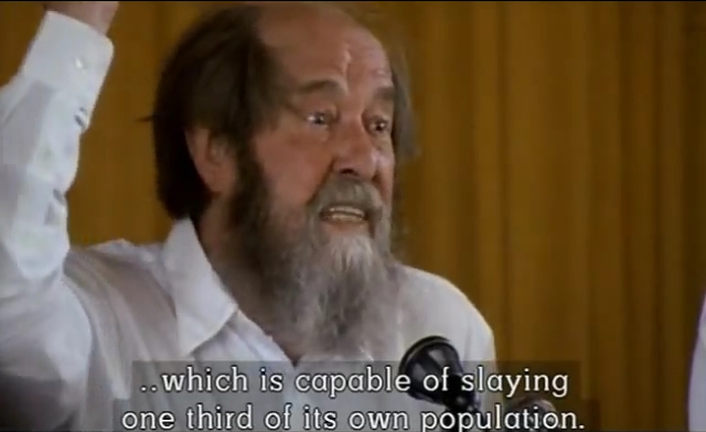 20-А.И. Солженицын в Улан-Удэ