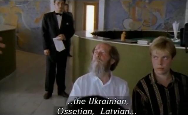 03-А.И. Солженицын в Улан-Удэ