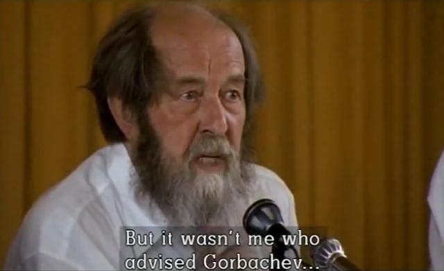 23-А.И. Солженицын в Улан-Удэ