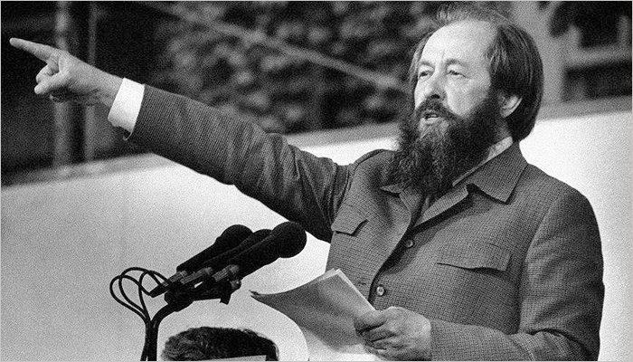 20180803-Предавал всё, что мог — друзей, страну, идеалы- 10 лет со дня смерти «подонка Солженицына»