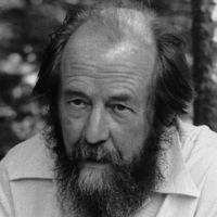 Вечер памяти Александра Солженицына