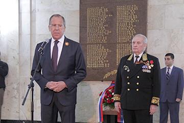 V-20140507-16-00-С_Лавров Мы не позволим возродить фашизм в Европе и тем более - в России