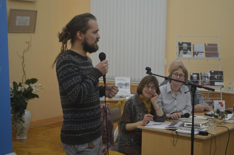 20181024-После сожжения прочесть. В Твери прошел вечер памяти Солженицына- говорили о судьбе опальных книг-pic1