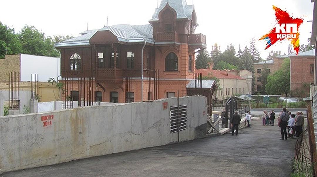 20150601_16-00-Вдова Солженицына о застройке вокруг музея писателя в Кисловодске- Он это описал в крохотке «Позор»-pic5