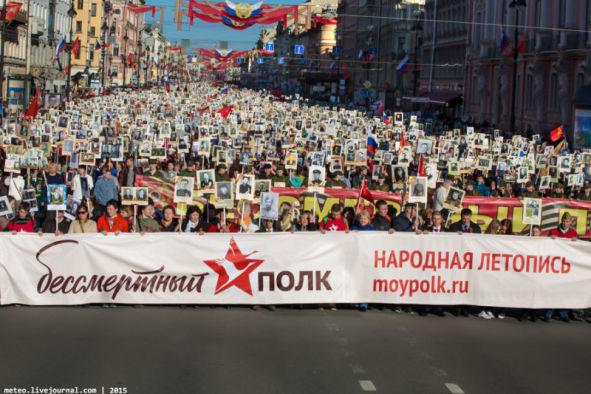 20181017-Организаторы Бессмертного полка из 20 стран соберутся в Москве